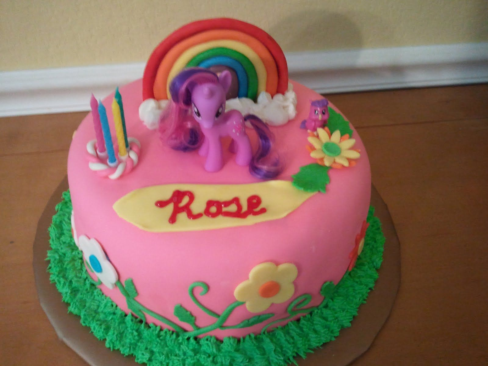 Admirable My Little Pony Cake Pans Little Pony Cake My Little Pony Cake Funny Birthday Cards Online Kookostrdamsfinfo