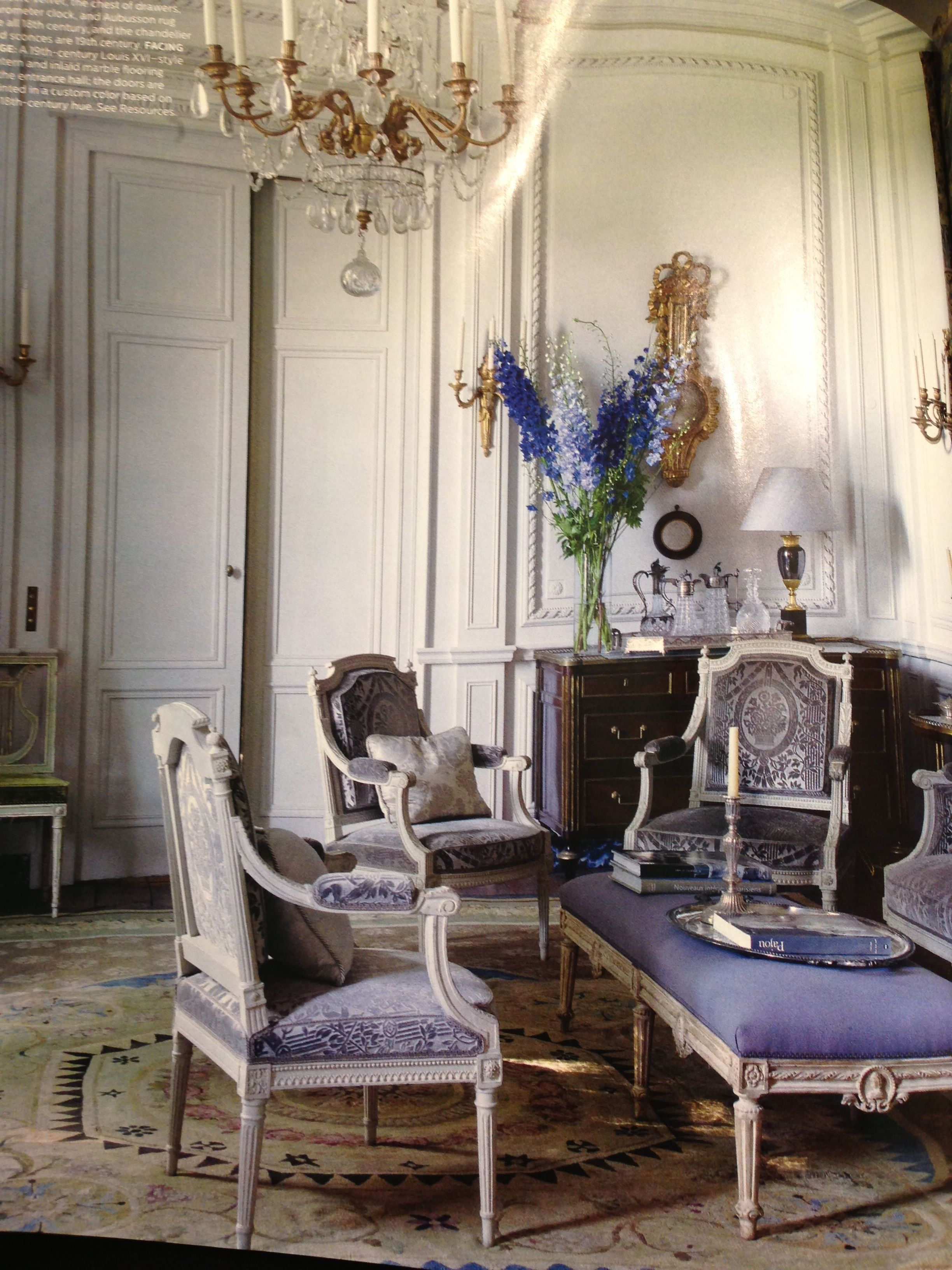 French formal living room - Formal Living Rooms Living Room Ideas French Houses Neutral Palette French Interiors French Style French Country Set Design Mansions