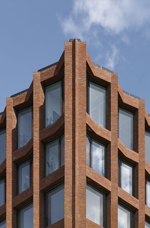 Architekten Lübeck lübecker backsteingitter bürogebäude max dudler facades