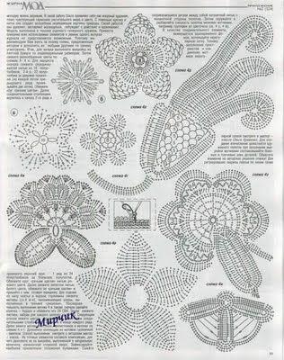 motif for paisley project | Вязание | Pinterest | Crochet irlandés ...