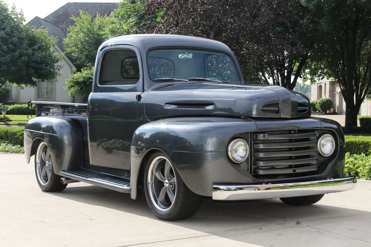 1950 Ford F1 | Classic Cars for Sale Michigan - Antique Muscle Car ...