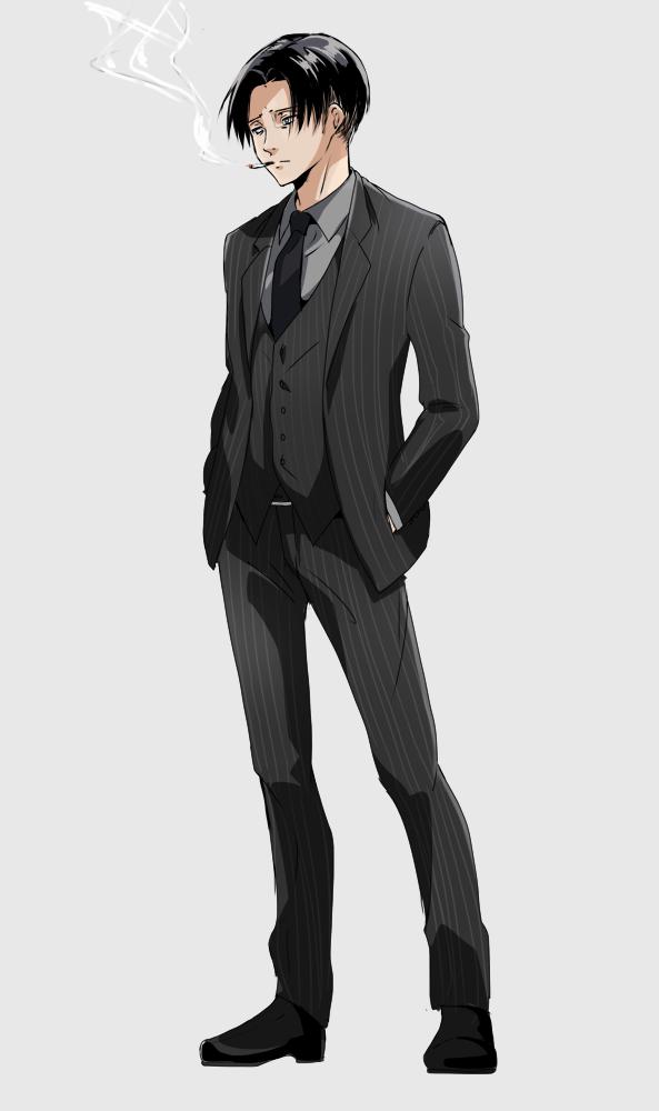 source | Levi ackerman, Attack on titan, Anime