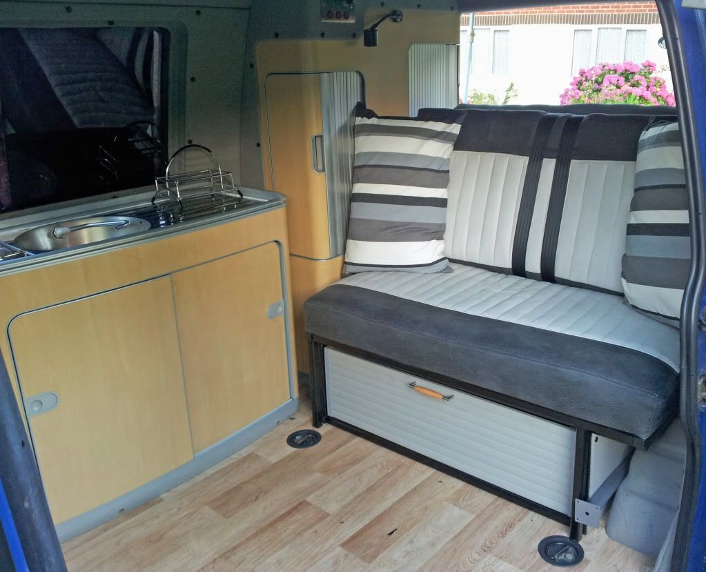 California Kitchen Cupboard what to do  Page 3  VW T4