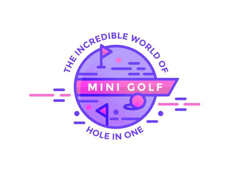 Mini Golf Mini Golf Golf Logo Golf