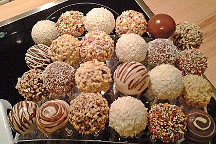 Basis-Teig für Cake-Pop-Maker von Linda_Jason | Chefkoch #pralinecake