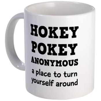 Hokey Pokey from http://LabelMeHappy.com
