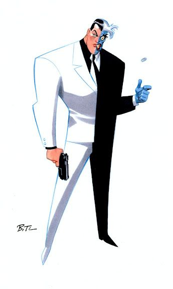 Art by Bruce Timm* • Blog/Website   ( ..... ) ★    CHARACTER DESIGN REFERENCES (www.facebook.com/CharacterDesignReferences & pinterest.com/characterdesigh) • Love Character Design? Join the Character Design Challenge (link→ www.facebook.com/groups/CharacterDesignChallenge) Share your unique vision of a theme every month, promote your art and make new friends in a community of over 20.000 artists!    ★