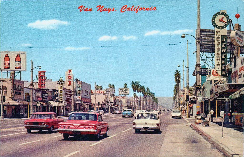 Bellflower Blvd Long Beach Ca