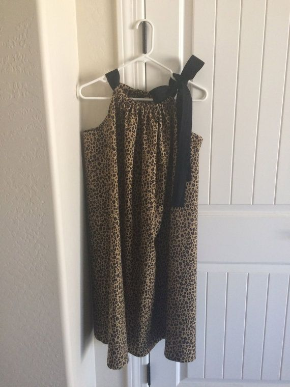 Leopard print hospital gown. These gowns are specially made for ...