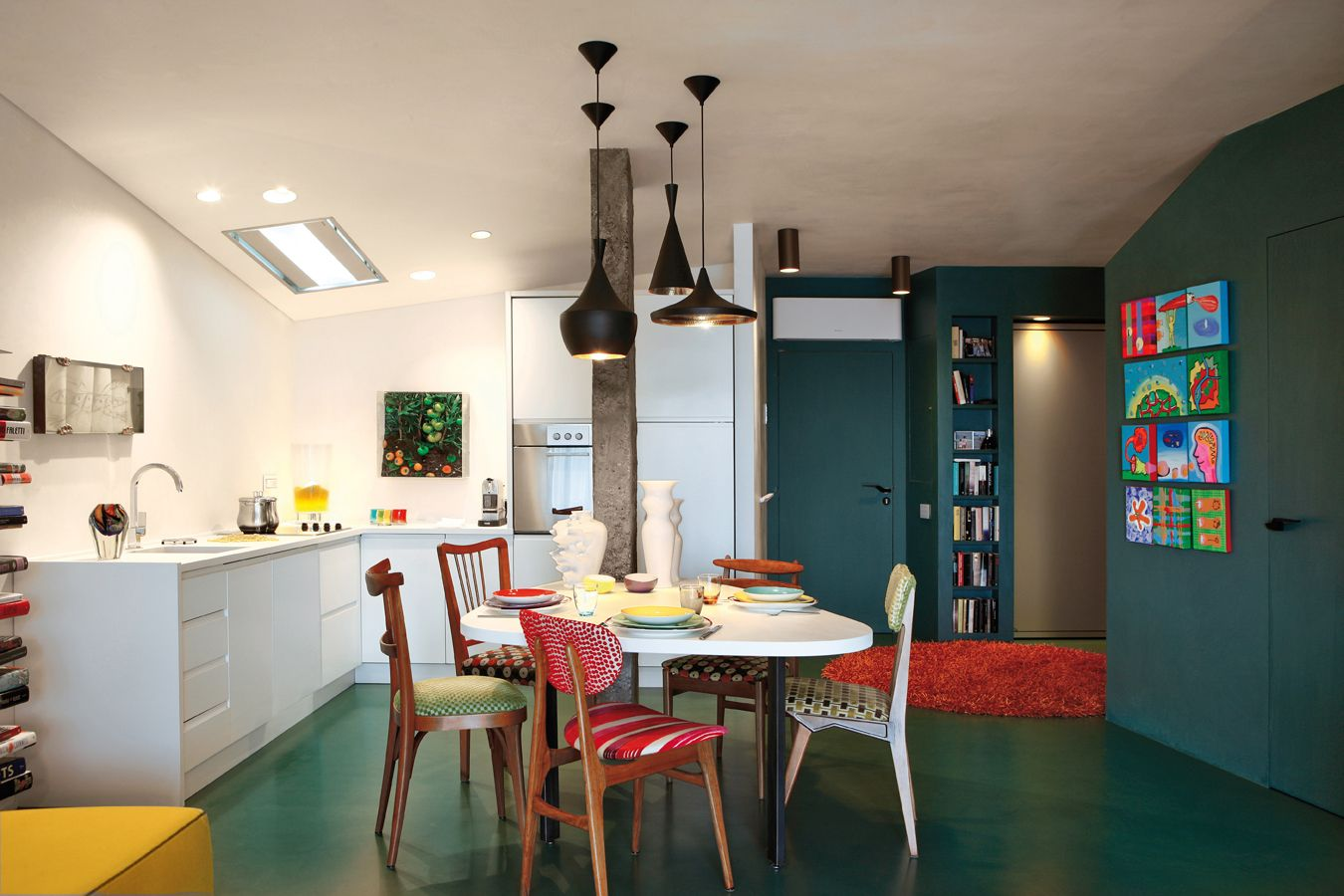 Come Abbinare Sedie Diverse come abbinare sedie diverse – foto | progetto casa, design