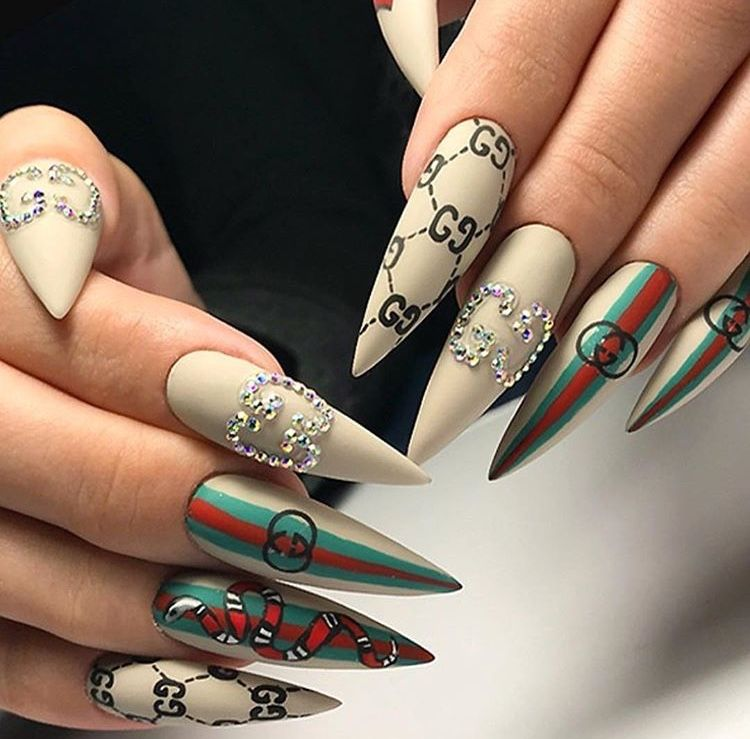 Dessins Ongles Mat, Ongles Bleus, Dessin Ongle, Faux Ongles, Ongles Nike,
