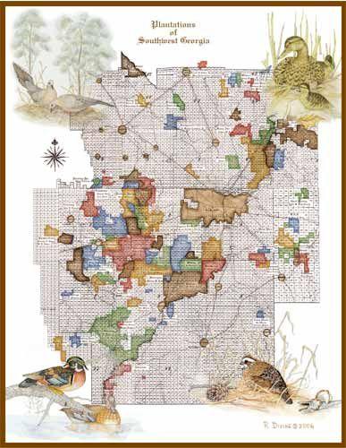 2006 Plantations of Southwest Georgia  Rena Divine  Plantation