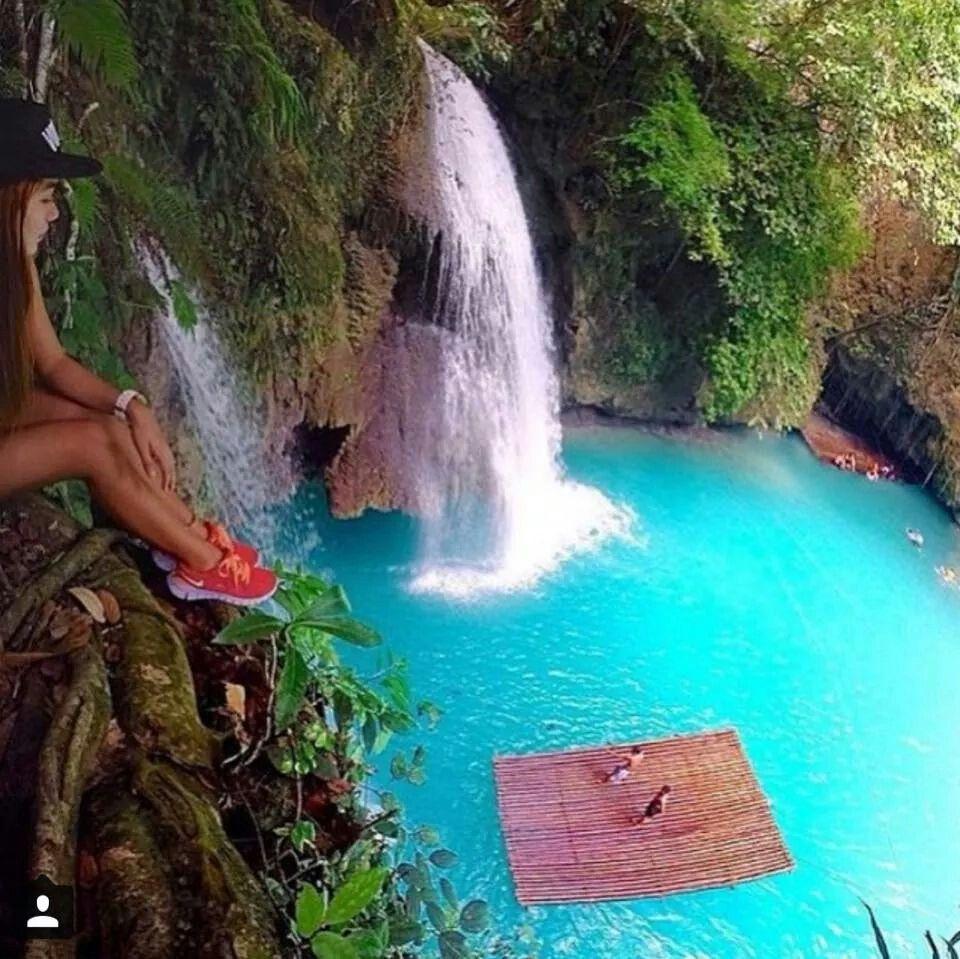 Kawasan Falls Cebu Philippines Bucket List Pinterest Kawasan Falls Cebu And Philippines