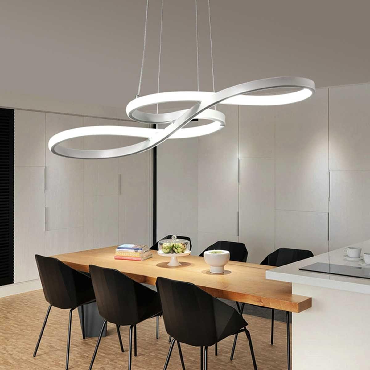 27 Modern Simple Pendant Lights Minimalist Led Hanging Lamp