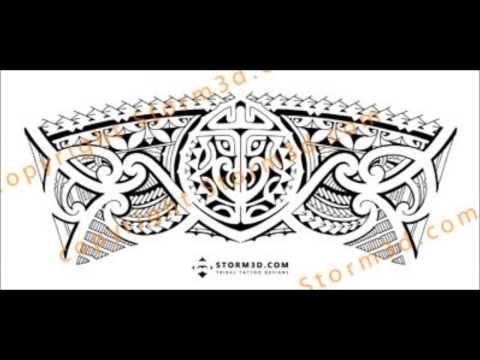 Aztec Tribal Band Tattoo Designs Valoblogi Com