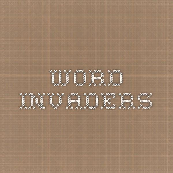 10 Finger System Schreiben Lernen Mit Word Invaders 10 Finger System Schreiben Lernen Und Schreiben