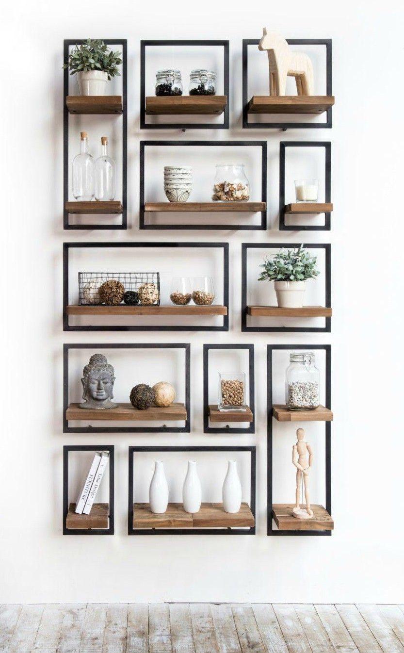 Photo of Twenty wall shelves that add style as well as storage to your home – Living in a shoebox