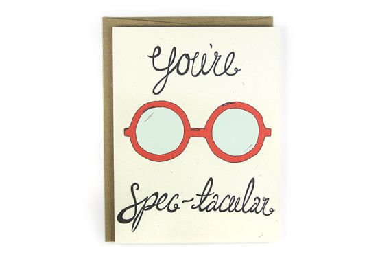 For the cutie in glasses. | Cards for boyfriend, Funny ... |Funny Valentine Thank You Signs