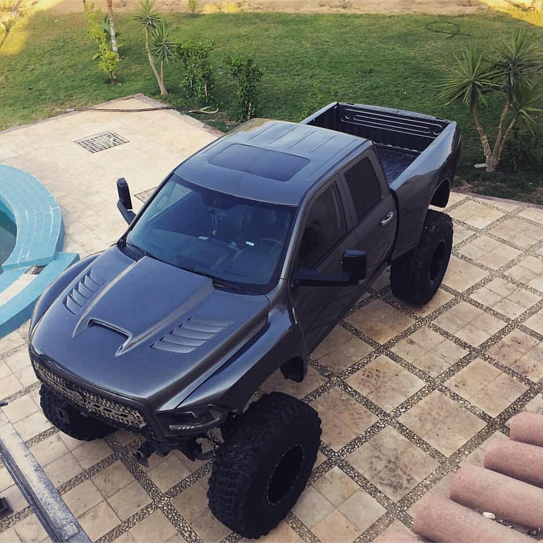 5 437 Likes 13 Comments Ram Fever Corp Ramfever On Instagram Ram 1500 Lifted Bakri Stunter Dodge Trucks Diesel Trucks Offroad Trucks