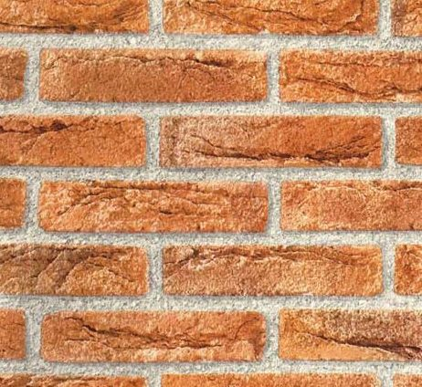 Brick Peel And Stick Decorative Vinyl Faux Stone Wall