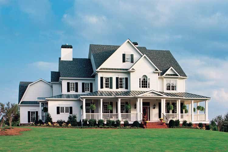 A Grand Farmhouse