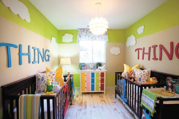 Check Out This Photo From Utsandiego Com Twins Room Neat Gift Ideas Kids Room