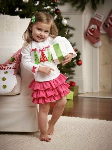66bbb5bad5 toddler girl - christmas outfit. Add tights and boots or cute flats ...