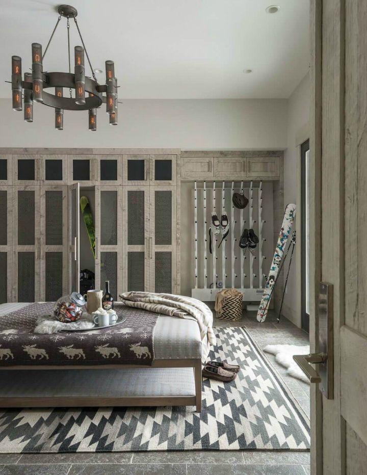 The Rustic Zen Project Zen interiors, Modern bedroom