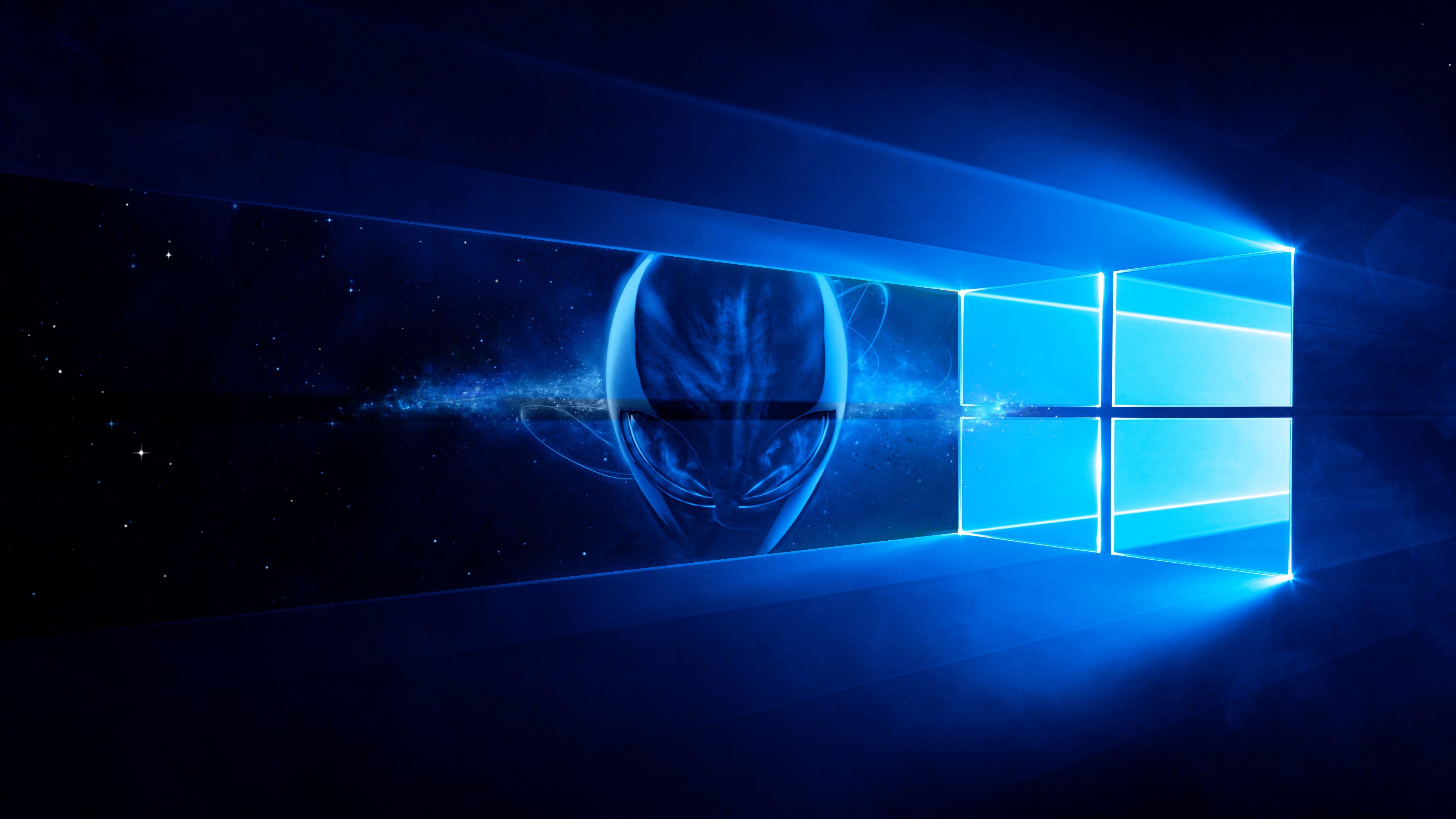 Alienware Windows 10 Wallpaper by Ecstrap on DeviantArt ...