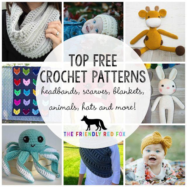 Free Crochet Patterns   Patrones amigurumis, Deberes y Patrones