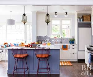 kitchens - Kitchen Color Schemes