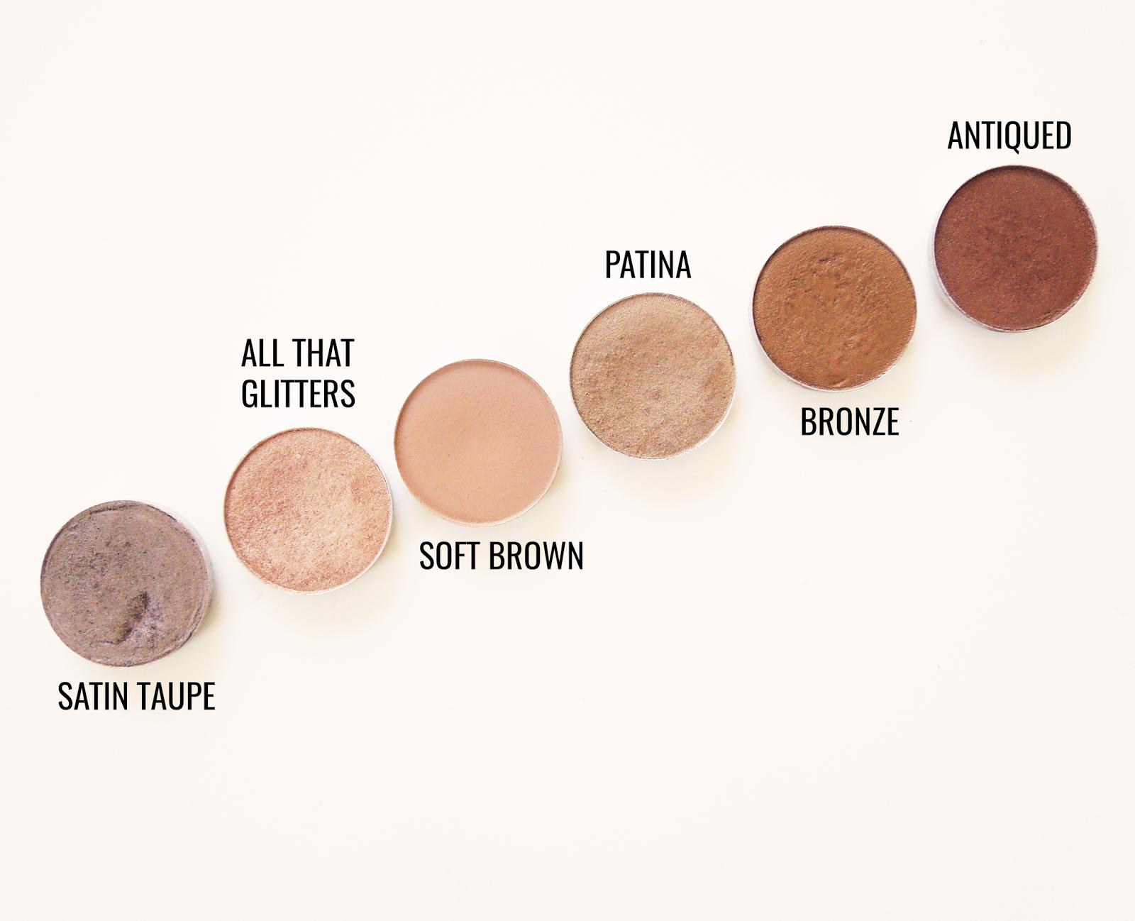 best mac eyeshadows for beginners | beauty | mac makeup, makeup