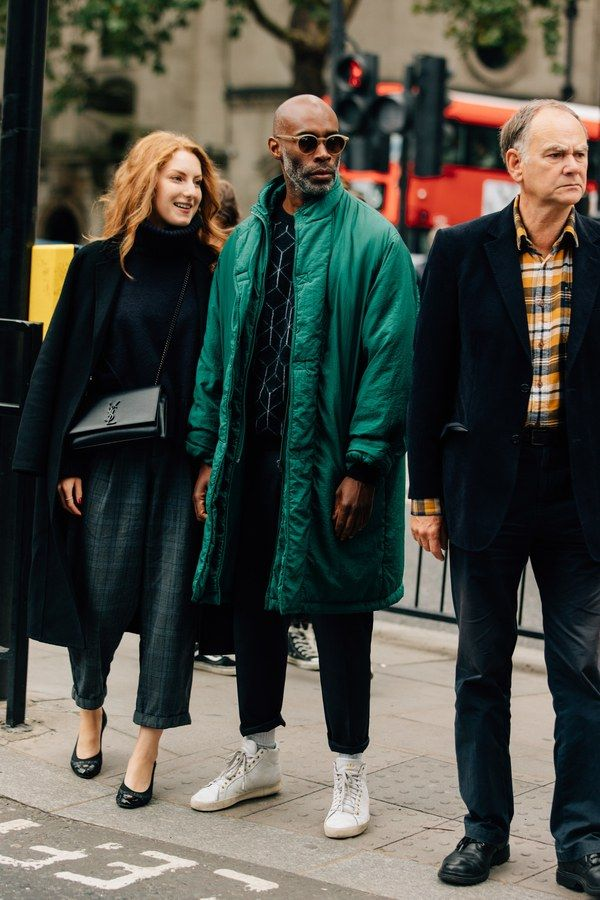 See What the World's Most Stylish Men Wore to the Coolest Women's Fashion Shows