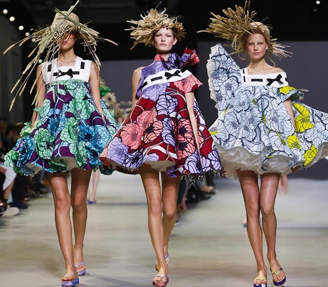 Viktor&Rolf SS2015 collection