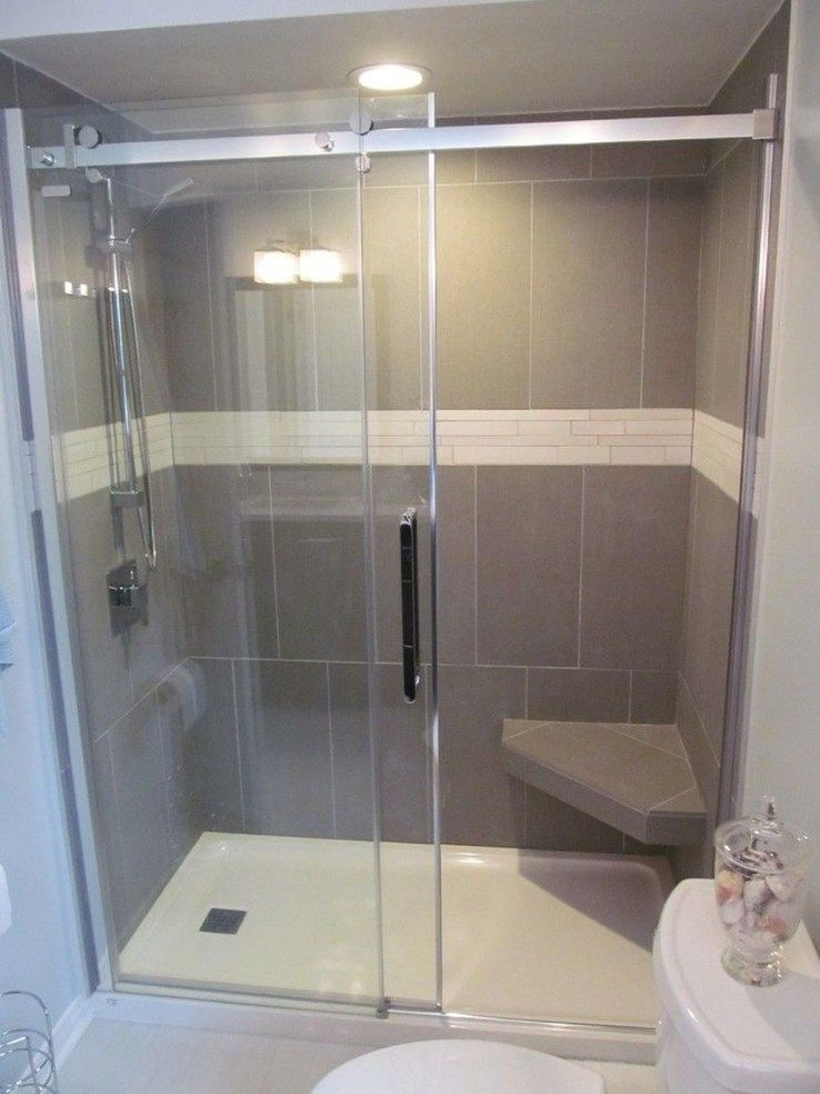 44 Beautiful Bathroom Shower Remodel Ideas Zyhomy Tub To Shower Conversion Bathroom Remodel Shower Bathroom Remodel Cost