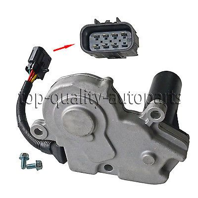 4WD Transfer Case Shift Motor Encoder for Chevrolet GMC SUV with RPO Code NP8
