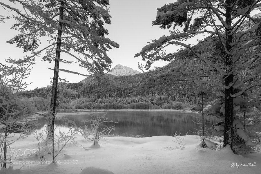 Silent lake - Stiller See by ManThall via http://ift.tt/2l4T6cK