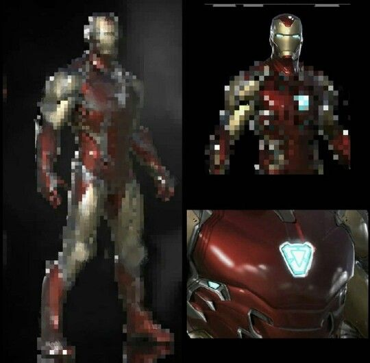 Iron Man Mark 85 Ironman Iron Man Marvel Iron Man Armor