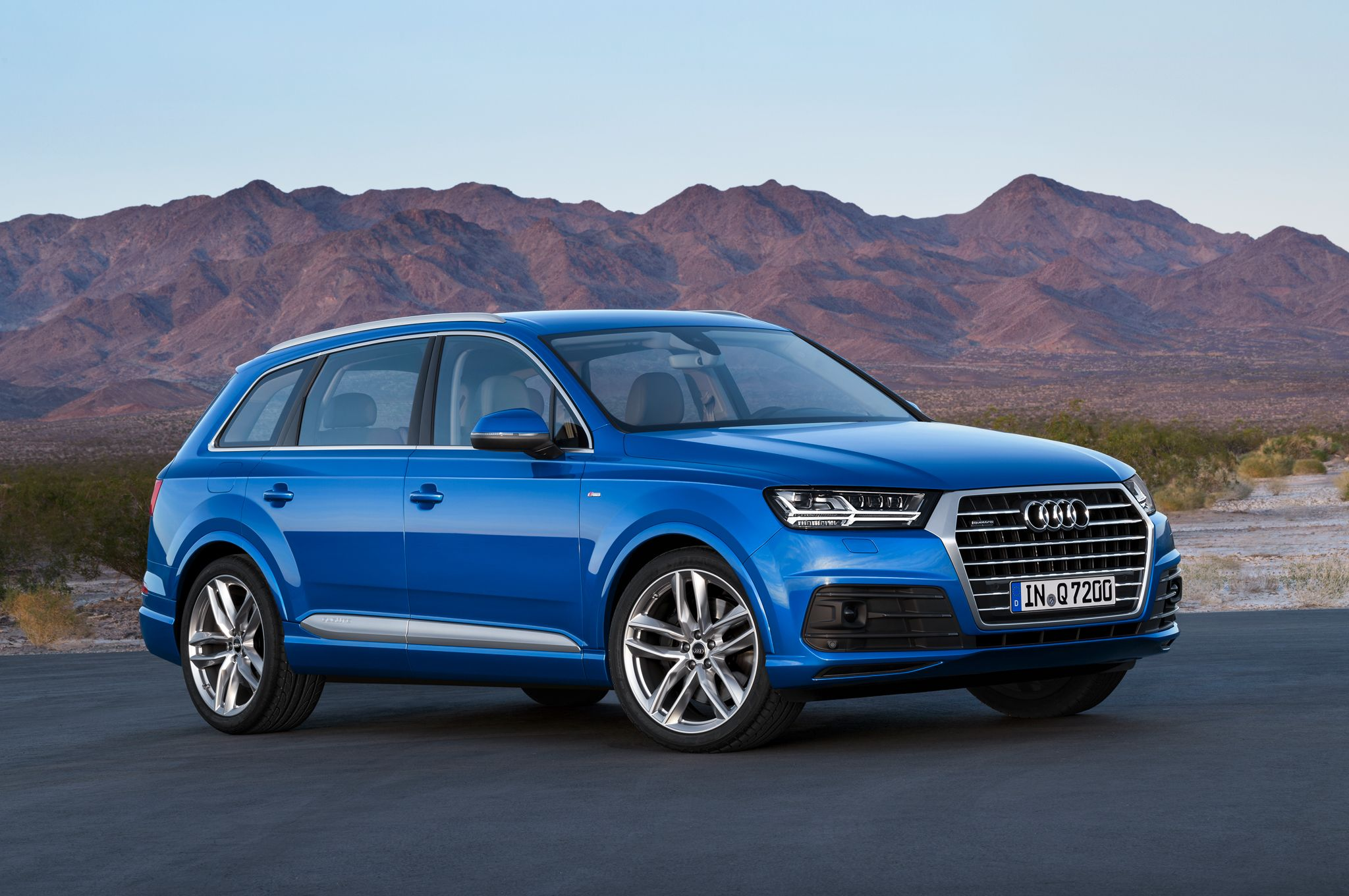2017 Audi SQ7 TDI Diesel Price and Release Date