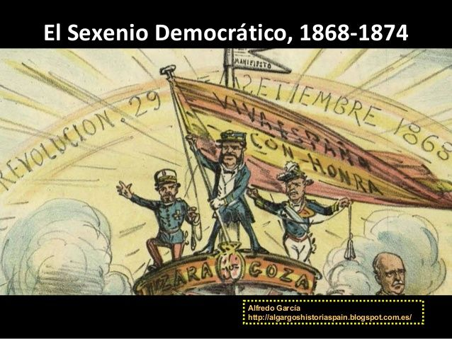 Tema12 El Sexenio Democrático 1868 1874 Comic Books Comic Book Cover Books