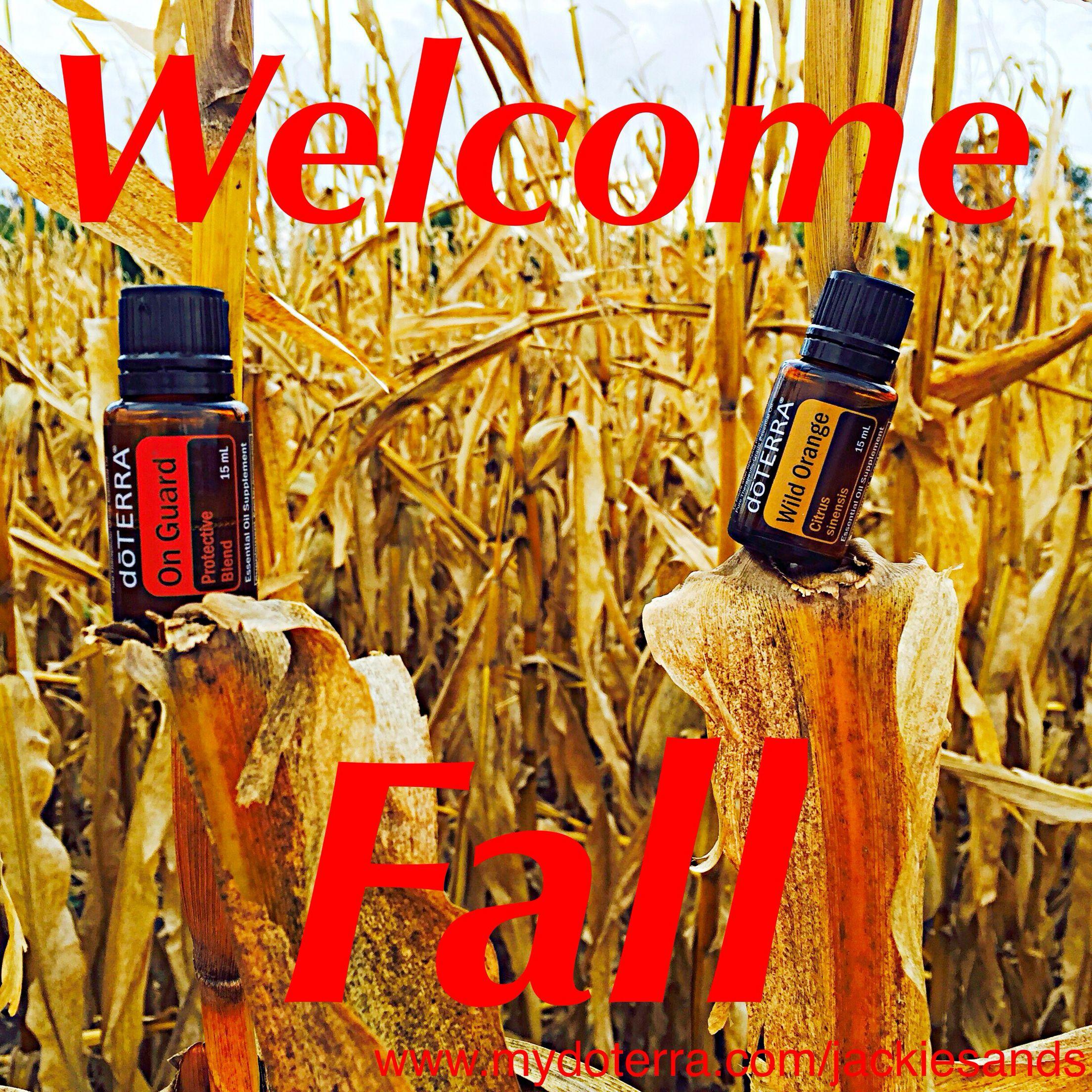 #welcomefall!