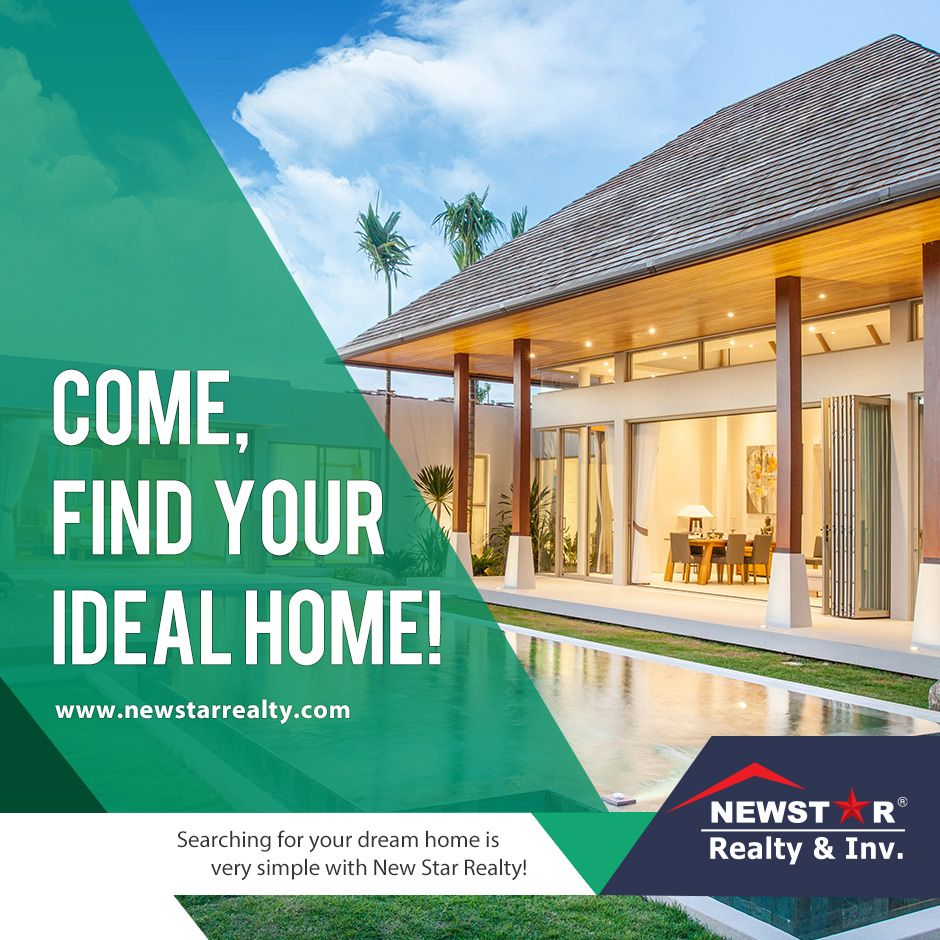 Find Your Ideal Home New Star Realty And Investment Ideal Home Realty Rent Vs Buy