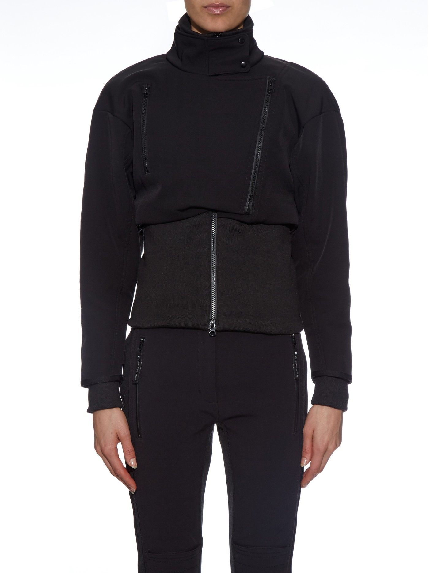 stella mccartney adidas ski jacket