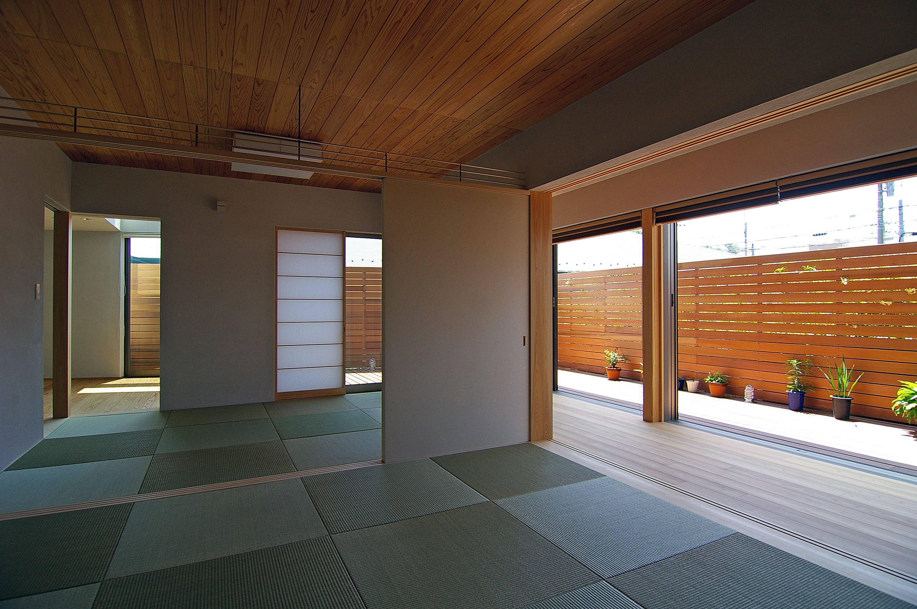 縁側の家 横山浩介建築設計事務所 建築家 横山浩介 建築家