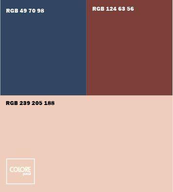 Tabella Abbinamento Colori Pareti.Tabelle Abbinamento Colori Inspirations F W Color Color