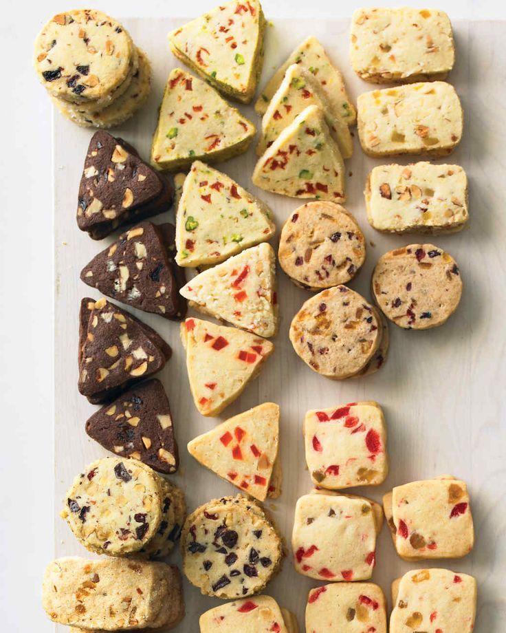 Favorite Cookie Swap Recipes Icebox cookies, Easy