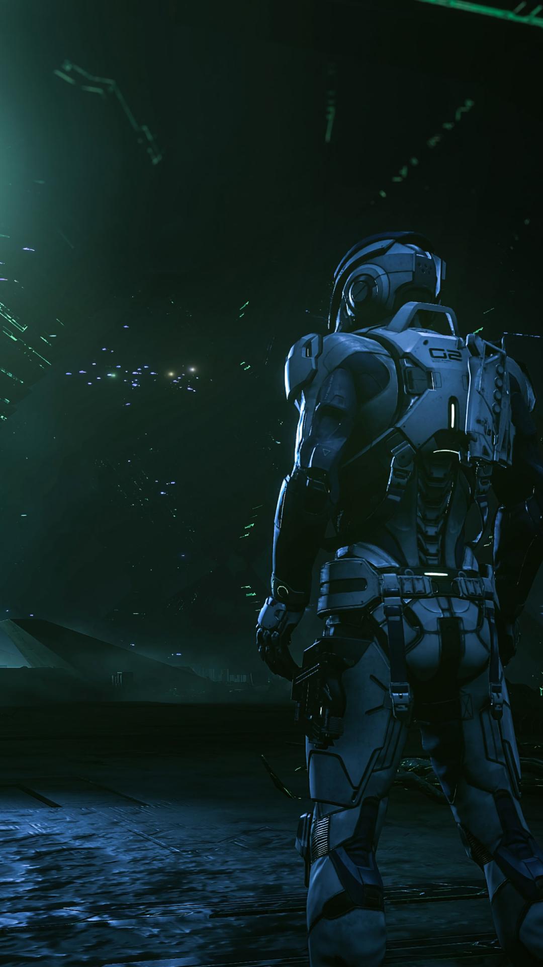 Mass Effect Andromeda Wallpaper Full Hd Game Wallpaper Hd
