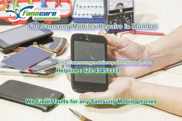 Fonecare is India's best service center for repairs of all