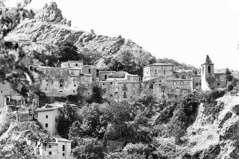 DSC_3874 Countries of Abruzzo: Corvara
