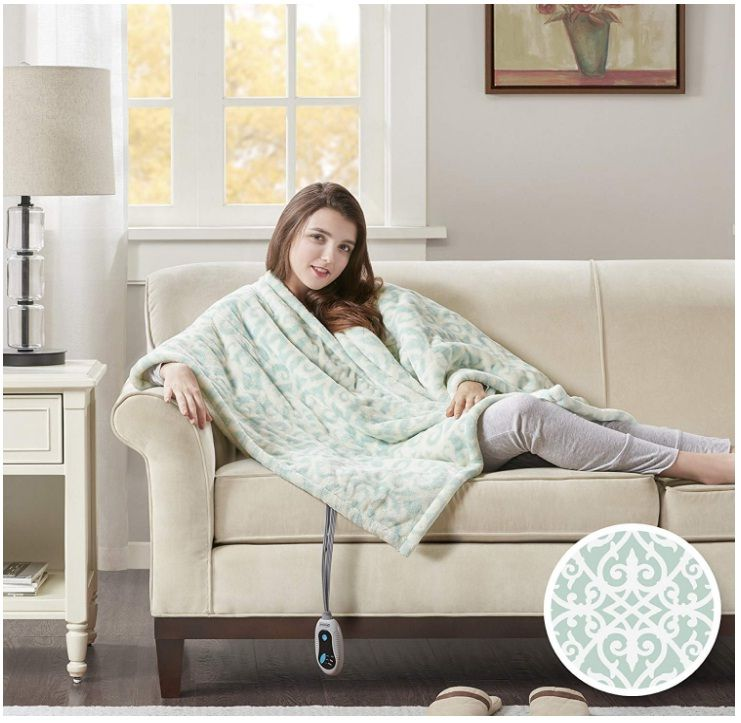 Buy Battery Operated Heated Blanket Online